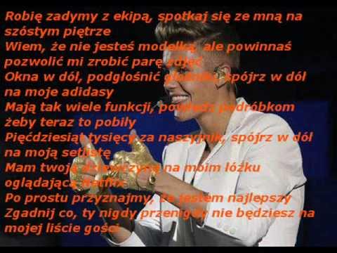 Baixar Justin Bieber - Lolly ft. Maejor Ali & Juicy J (Tłumaczenie PL)