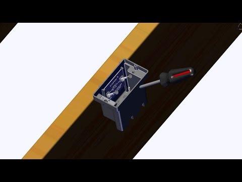 SLIDERBOX® Floor Box Installation Instructions