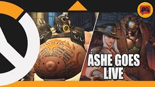 Overwatch News | Ashe Goes Live and Roadhog BUFFS, Toronto Contenders Leaves Toronto and More