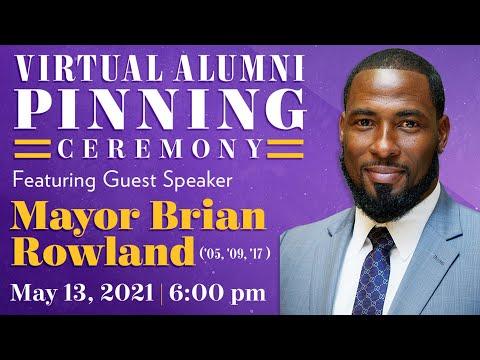 Spring 2021 Virtual Alumni Pinning Ceremony