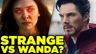 Doctor Strange Multiverse of Madness Official Plot and Cast Announcement!