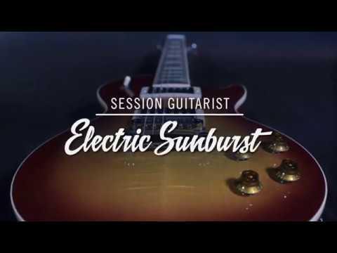 Introducing SESSION GUITARIST - ELECTRIC SUNBURST | Native Instruments