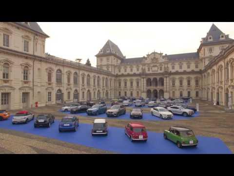 BMW NEXT 100 al Salone dell'Auto di Torino