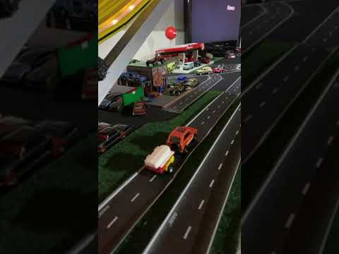 Commotion Diecast