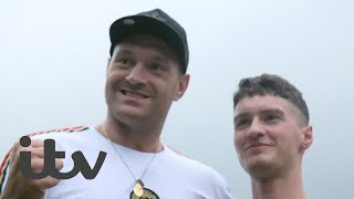 Tyson Chats To A Young Fan About His Mental Health | Tyson Fury: The Gypsy King | ITV
