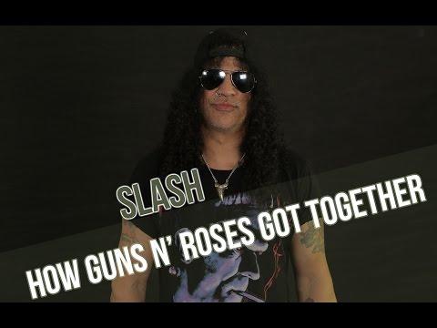 Baixar Slash Explains How Guns N' Roses Got Together
