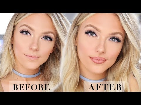 How To: Bigger Lips w/ Makeup!!