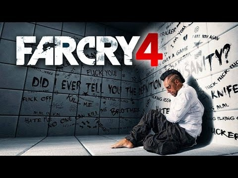 Far Cry 4 Gameplay Trailer at E3 2014 INCOMING on PS4 ...