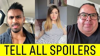 90 Day Fiance Tell All Spoilers.
