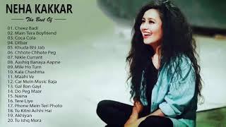 Best Of Neha Kakkar 2019 / Neha Kakkar New Hit Songs - Latest Bollywood Hindi Songs 2019