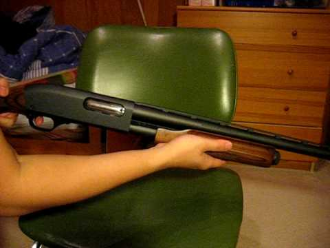 Remington 870 Disassembly and Reassembly