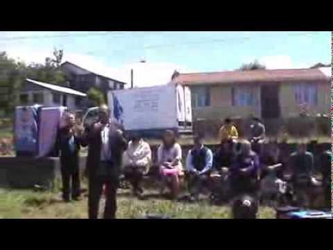 Iglesia evangelica pentecostal de la comunion de los santos Achao