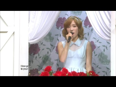 【TVPP】SNSD - How Great Is Your Love, 소녀시대 - 봄날 @ Comeback Stage, Show Music core Live