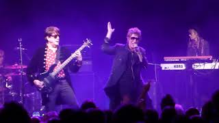 The Psychedelic Furs: live at Glasgow ABC Scotland 1st September 2017