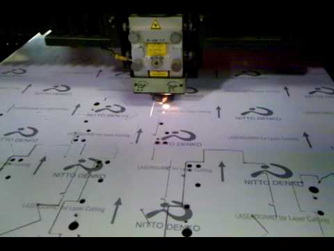 Laser cutting 18ga Stainless with a Prima Platino