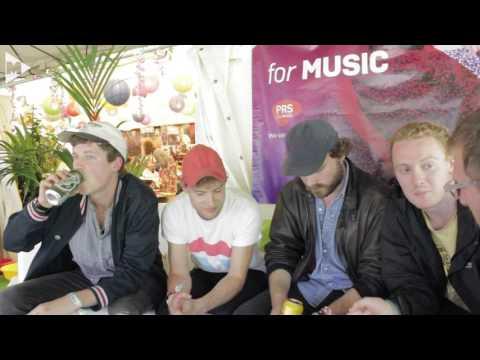 Palace interview: Glastonbury 2016
