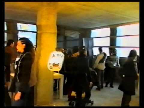 ANNA GILI NOAH'S ARK EHIBITION 1999