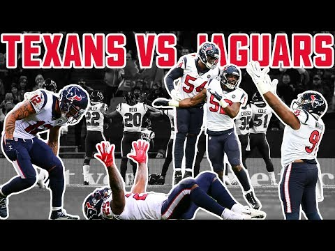 CHEERS to the Texans VICTORY! || HIGHLIGHTS Texans vs  Jaguars