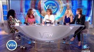 Discuss Spicer Resignation & Com Director Scaramucci - The View