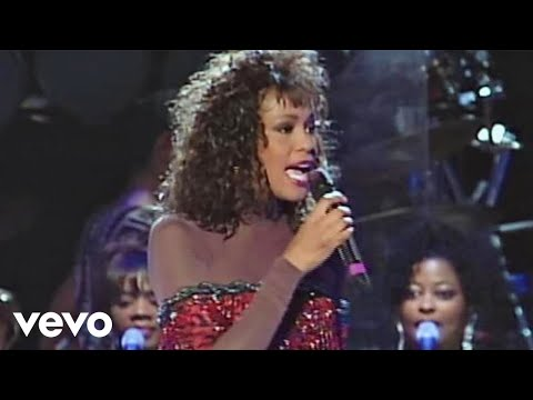 I'm Every Woman (Live from The Concert for a New South Africa)