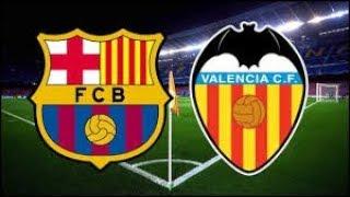 Barcelona vs Valencia Vòng 4 Giải Tây Ban Nha La Liga 2019/2020 PES 2019