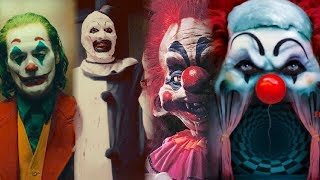 Upcoming HORROR CLOWN Movies (Pennywise Is Shook)