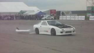 9 Targi Inter Cars na lotnisku Modlin - Drift