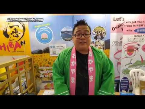 Matta Fair 2019 Walkabout Tourism Thailand Okayama Japan with Samsung Galaxy S10 Plus