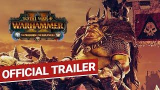 Total War: WARHAMMER 2 / The Warden & the Paunch Trailer