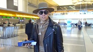 Taboo Has Been 'Cancer Free For Two Years' And Is 'Standing In Solidarity With Standing Rock'