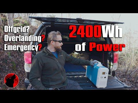 Real World Review - Maxoak Bluetti EB240 Power Station