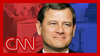John Roberts is the new Supreme Court swing vote, Toobin says