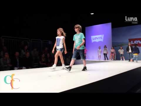 Levi's Kids Fashion Show SS15 at Children's Fashion Cologne July 2014