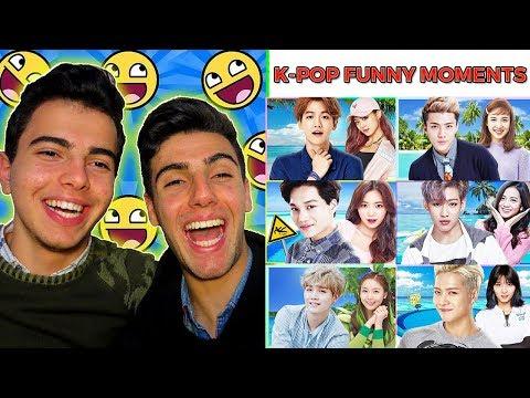 K-POP GÜLMEME CHALLENGE !! (komik anlar)