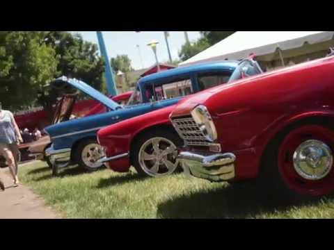 Back to the 50's Car Show