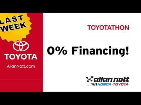 Allan Nott Toyotathon