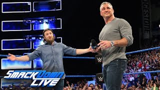 Bryan & McMahon have a WrestleMania warning for Owens & Zayn: SmackDown LIVE, Apr. 3, 2018