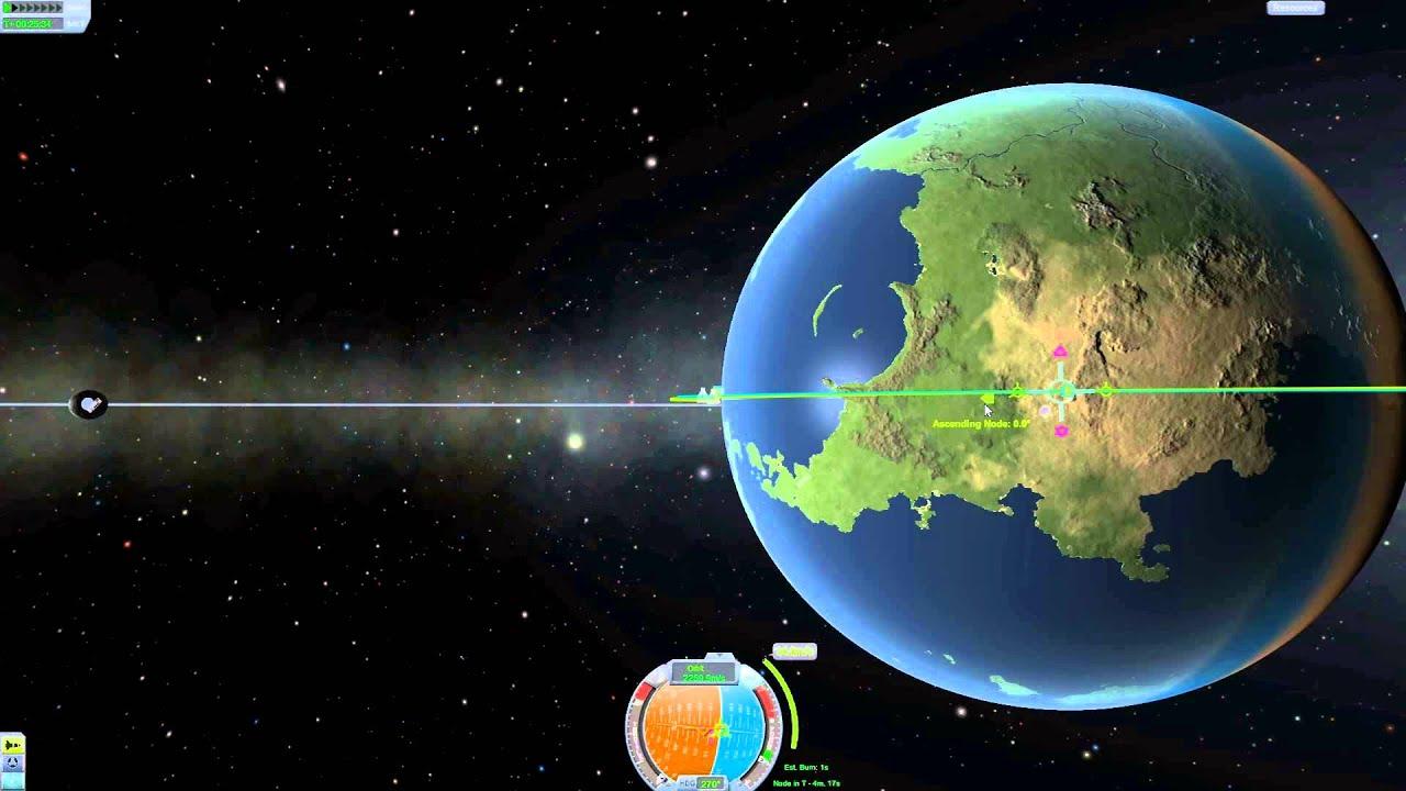 Kerbal Space Program Tutorial #7 - Orbital Rendezvous and ...