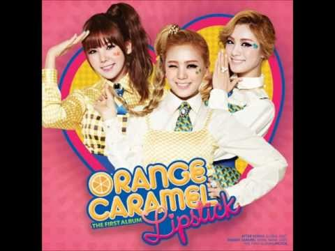 Orange Caramel - Lipstick [ Audio]