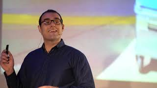Rediscover yourself by getting out of your comfort zone | Eleftherios Beltsios | TEDxUTHLarissa