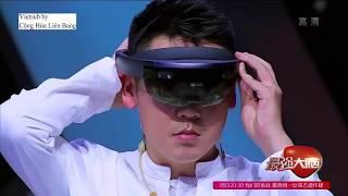 Siêu trí tuệ 2017, Tập 24: Bào Vân, Vu Trạm và kính VR China :)
