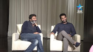 Taraka Sametha Trivikram - NTR & Trivikram ' Aravinda Sametha' Special Interview