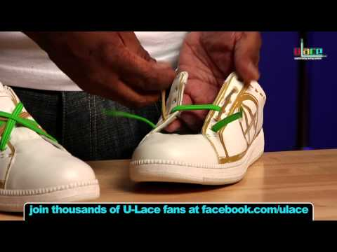 How to lace your sneakers: 5 Star with U-LACE ★★★★★