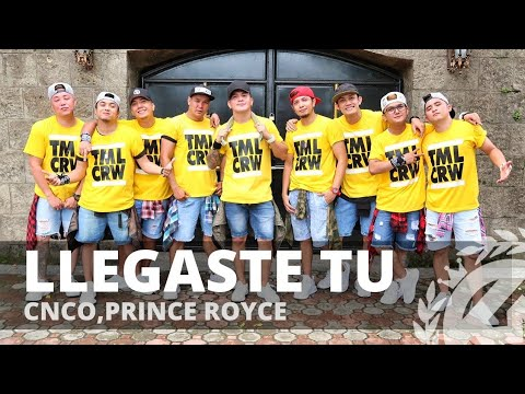 LLEGASTE TU by Cnco,Prince Royce | Zumba® | Cumbiaton | Kramer Pastrana