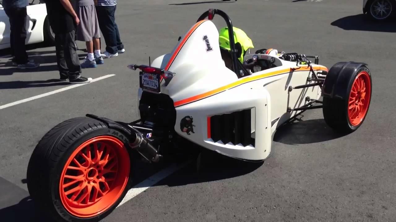 Scorpion Motorsport P6 At C&C