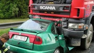 WORST CAR CRASHES IN THE WORLD - 2013 [HD]