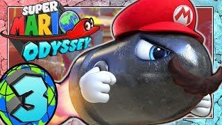 SUPER MARIO ODYSSEY Part 3: Kugelwilli-Mario mit Karacho durch die Brutzelebene
