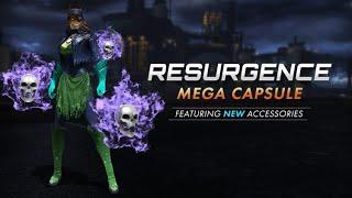 Preview Resurgence Mega Capsule! [LIVESTREAM REPLAY]