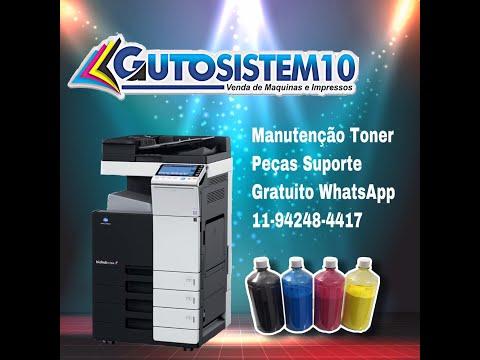 Impressora Multifuncional Konica Minolta C 224 C 284