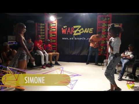 Taty vs. Simone - DJ BANDO - Exchange - Wala Cam TV